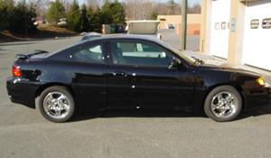 2000 Pontiac Grand Am Exterior