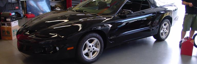 1997 pontiac firebird exterior 1997 pontiac firebird exterior