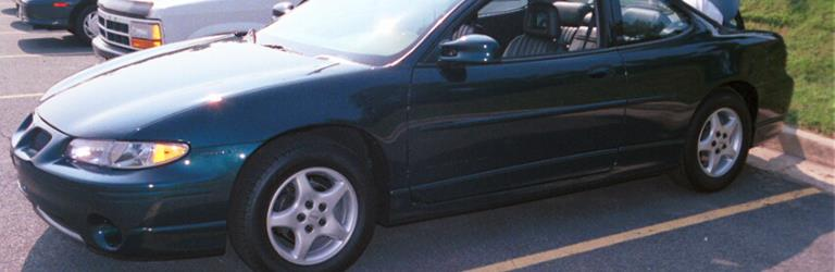 2000 Pontiac Grand Prix - find speakers, stereos, and dash kits that