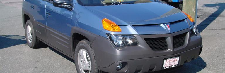 2004 Pontiac Aztek Find Speakers Stereos And Dash Kits That Fit