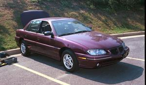 1996 Pontiac Grand Am Exterior