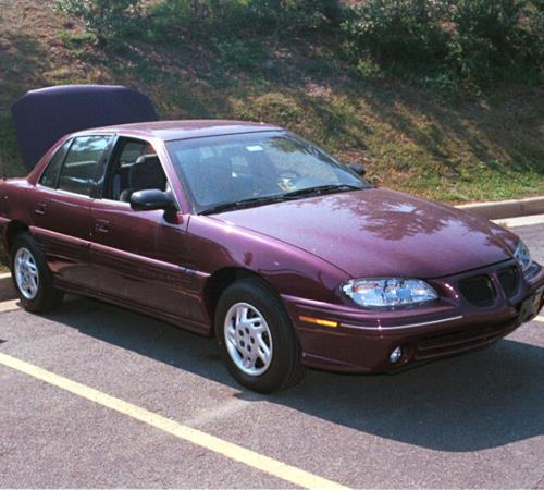 1998 Pontiac Grand Am Exterior