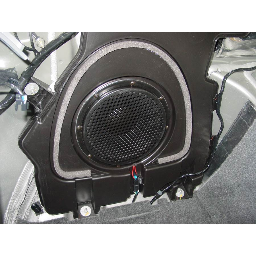 2009 Saturn Sky Rear cab speaker
