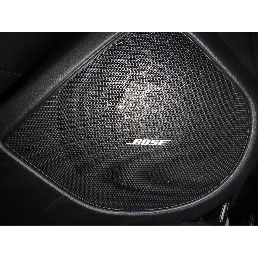 2017 Mazda 6 Specialty audio system