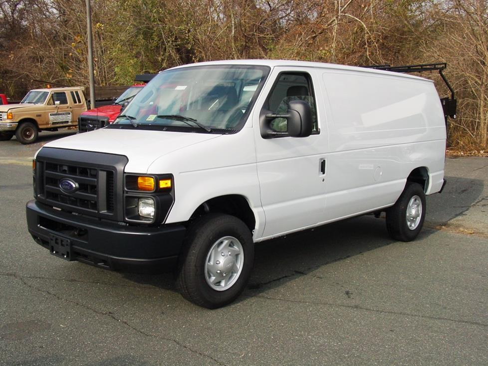 ford e-series cargo van