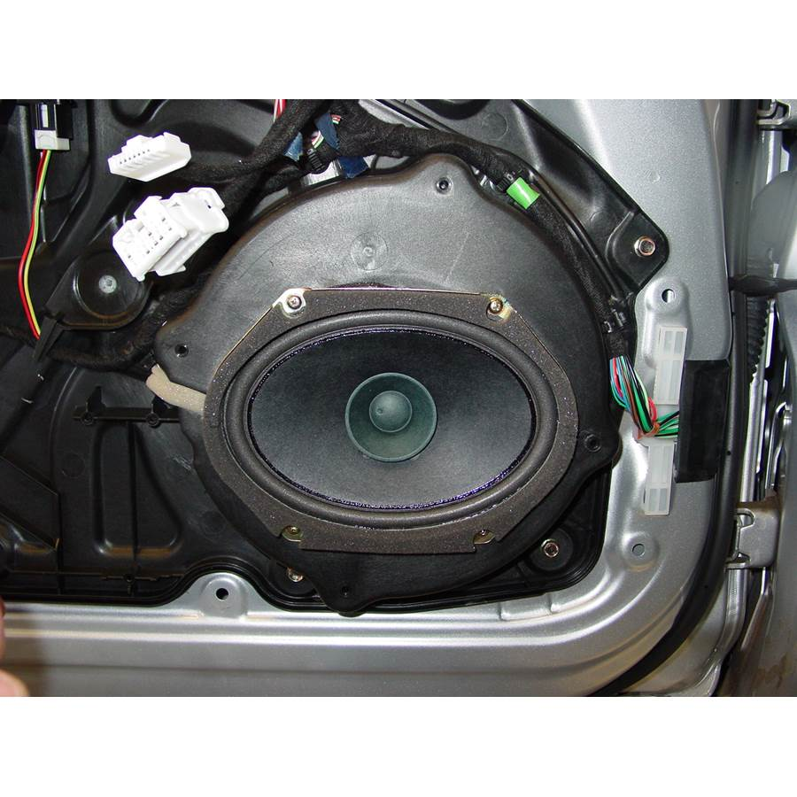 2009 Mazda RX8 Front door woofer