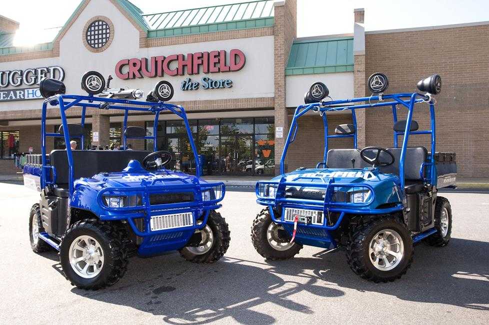 Crutchfield ATVs