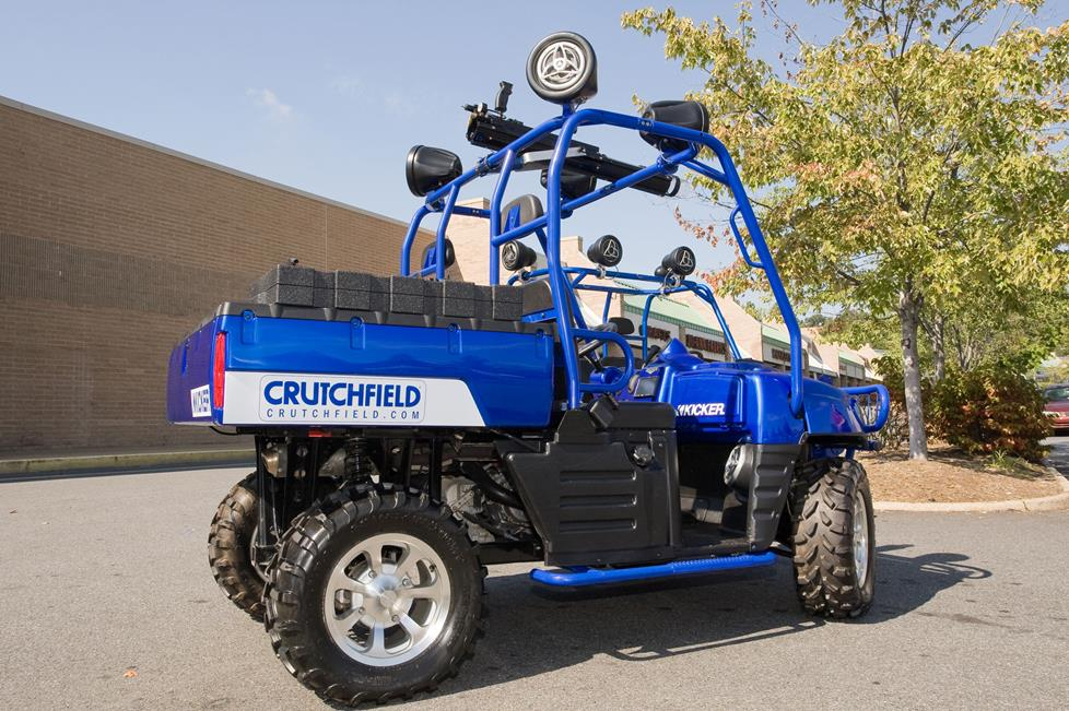 Crutchfield ATV