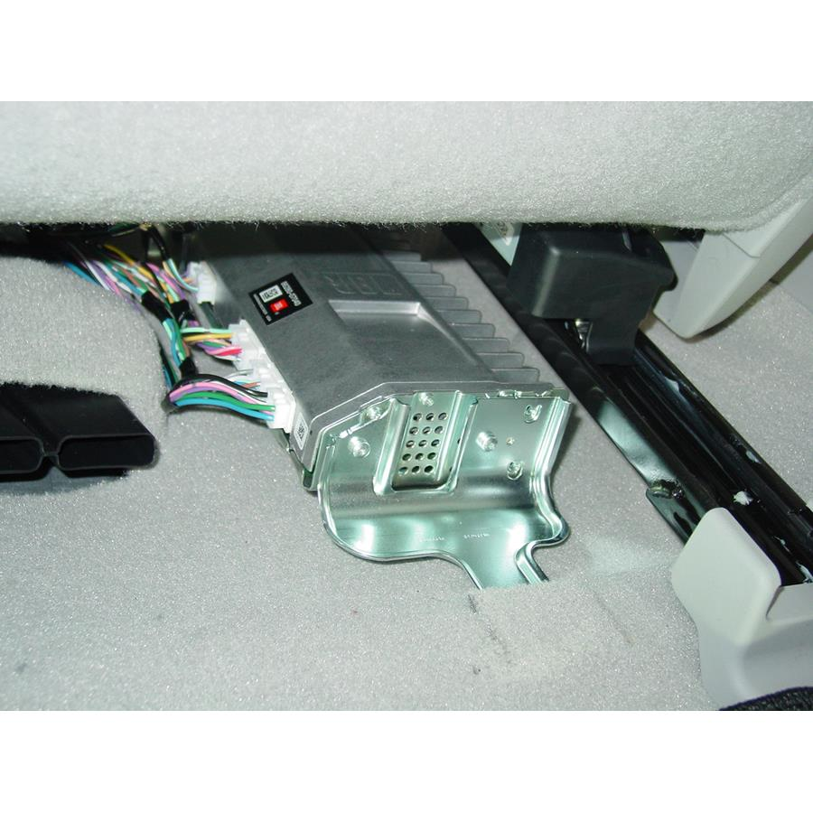 2012 Toyota Avalon Factory amplifier