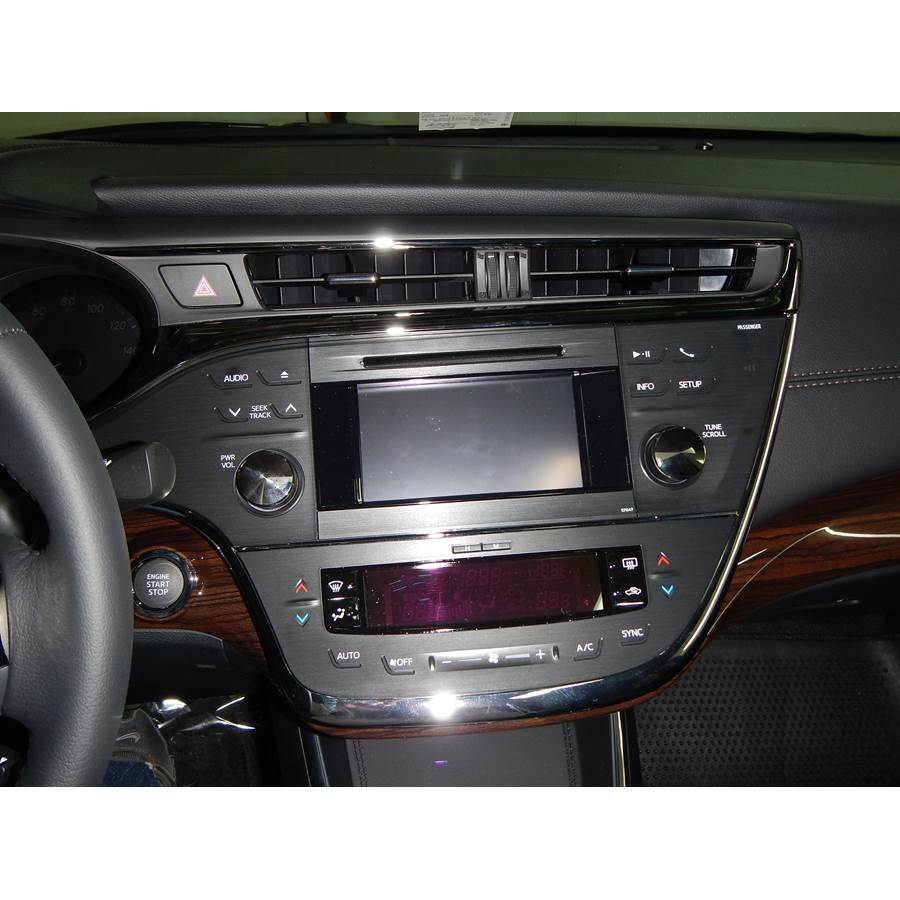 2018 Toyota Avalon Factory Radio