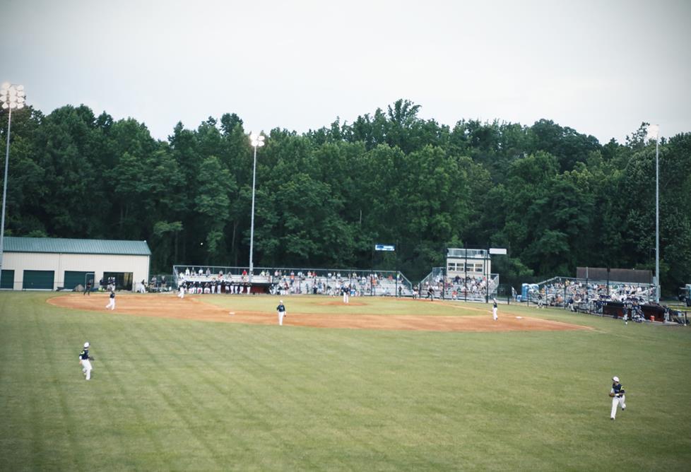 Sound system for a minor league ballpark