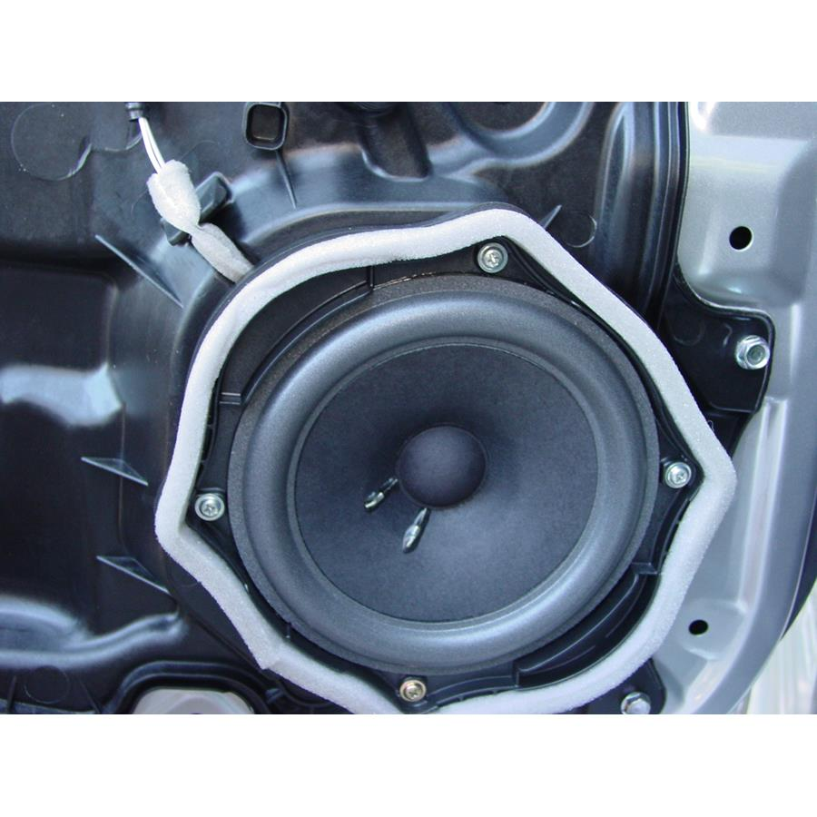 2009 Mazda Mazdaspeed3 Rear door speaker