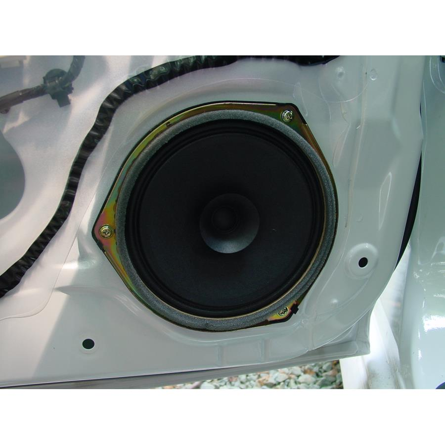2003 Mazda Protege5 Rear door speaker