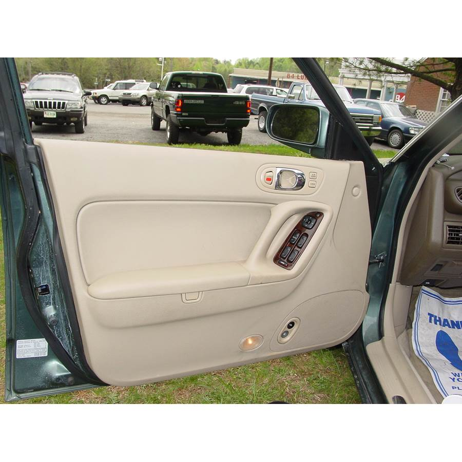 1998 Mazda Millenia Front door speaker location