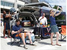5 ways to make your tailgate great