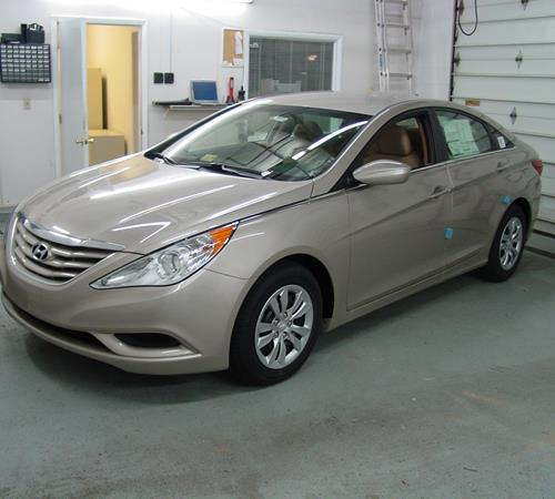 2019 Hyundai Sonata Hybrid Exterior: Find Speakers, Stereos, And