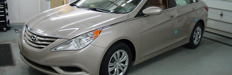 2017 Hyundai Sonata Gls Exterior