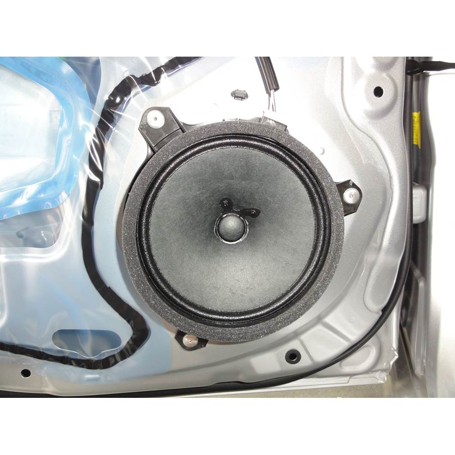 2013 Toyota Prius C Rear door speaker