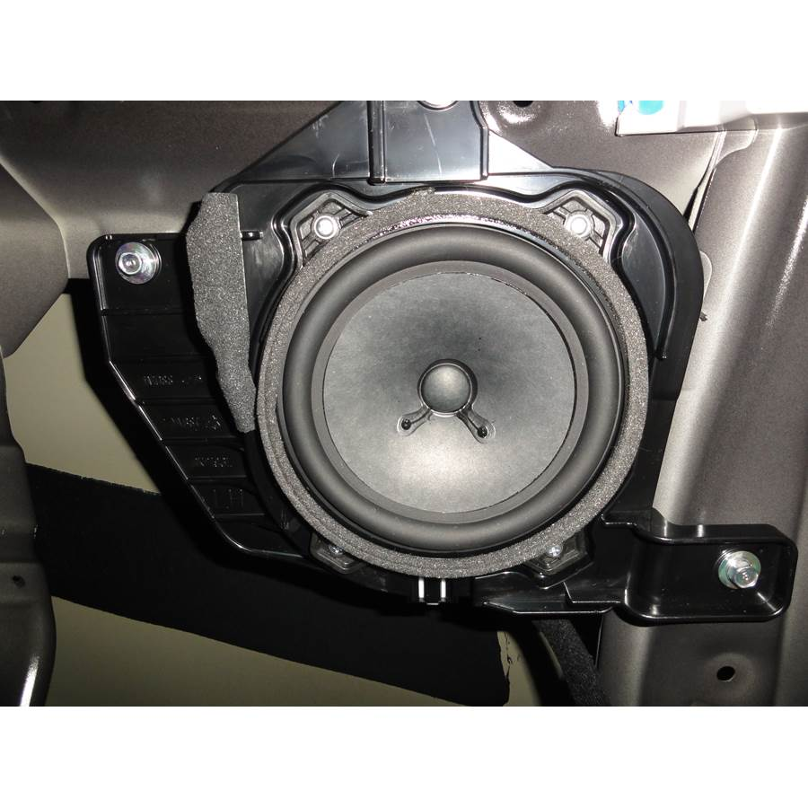 2013 Hyundai Elantra Rear side panel speaker