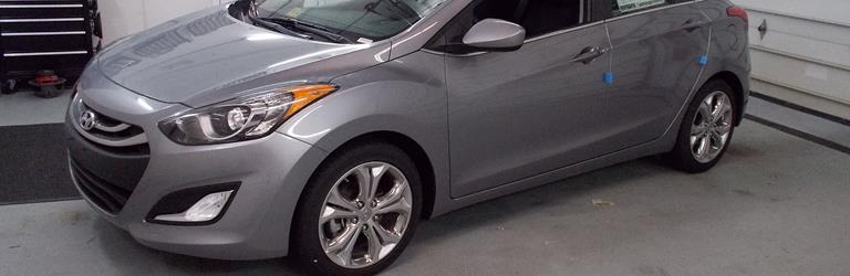 2016 Hyundai Elantra GT - find speakers, stereos, and dash ... on