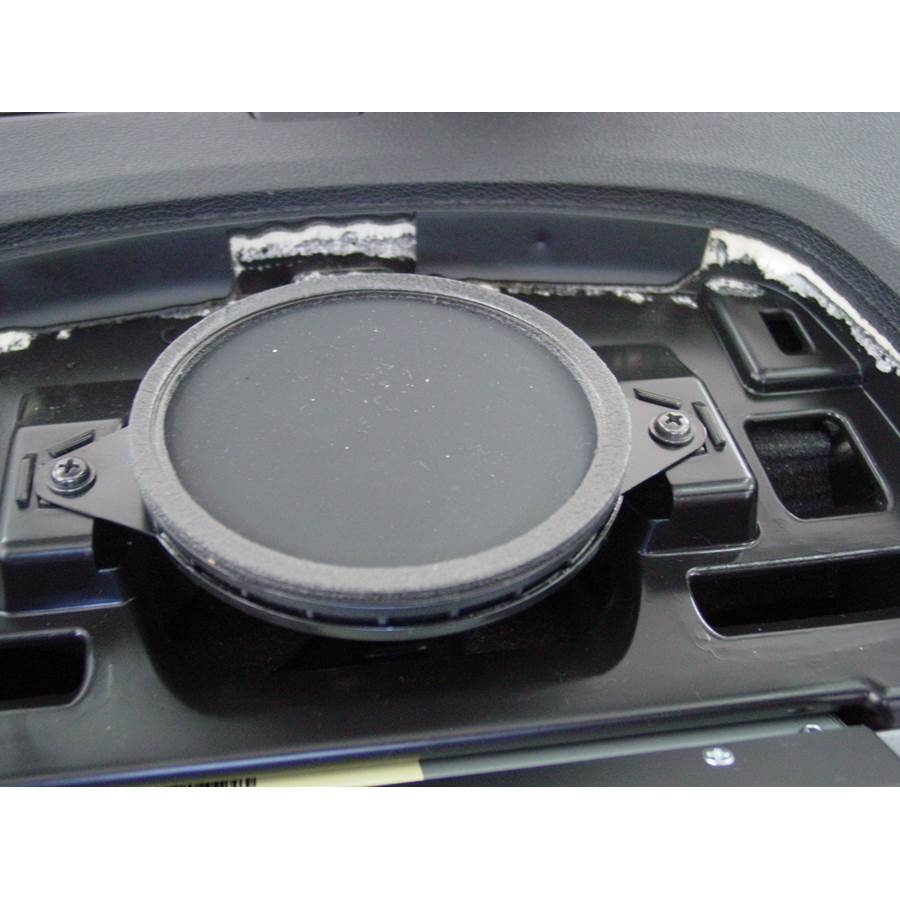 2012 Hyundai Genesis Center dash speaker