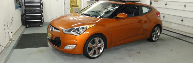 2013 Hyundai Veloster - find speakers, stereos, and dash