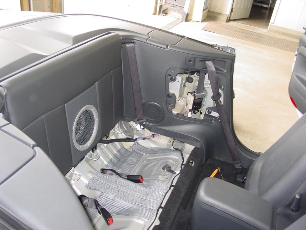 2006-2012 Mitsubishi Eclipse Car Audio Profile