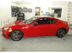 2013-up Scion FR-S