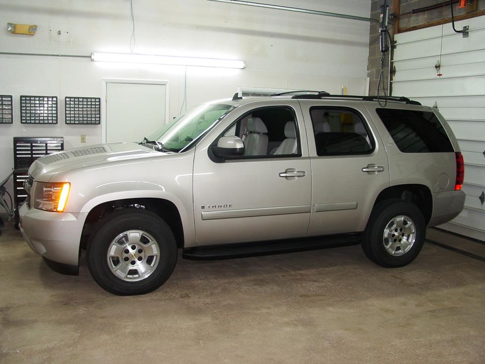 2007-2014 Chevrolet Tahoe & Suburban, and GMC Yukon & Yukon XL on