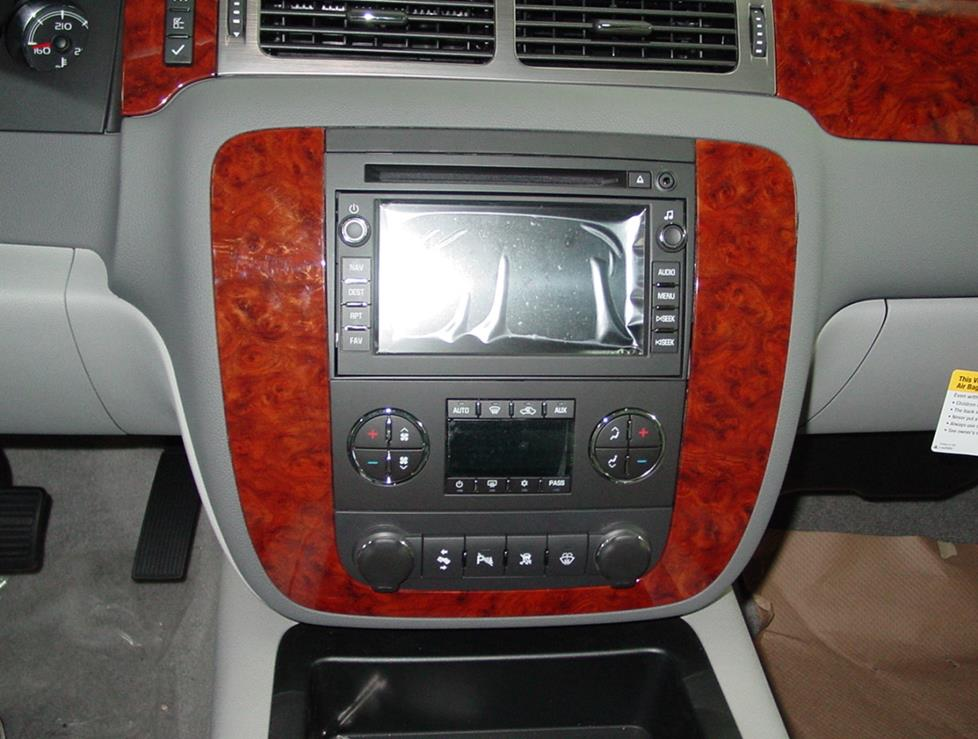 20072014 Chevrolet Tahoe Suburban And Gmc Yukon Xlrhcrutchfield: 2007 Chevy Tahoe Aftermarket Radio Install Kit At Gmaili.net