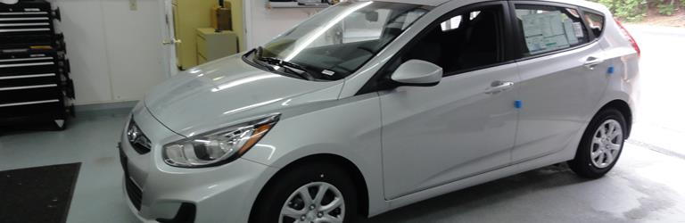 Hyundai Accent Audio Radio Speaker Subwoofer Stereo