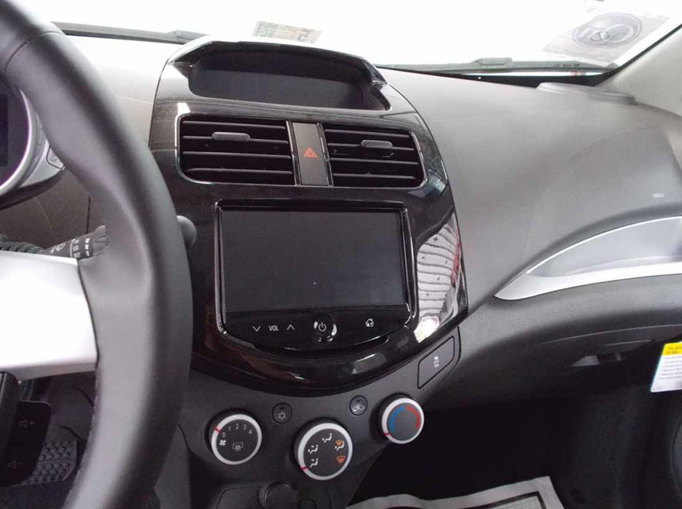 2013up Chevrolet Spark Car Audio Profile