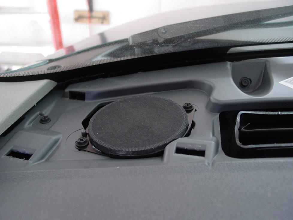 2006 2008 Dodge Ram Standard Cab Car Audio Profile