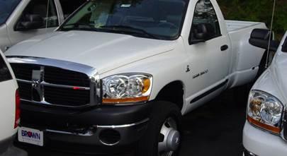 2006-2008 Dodge Ram standard cab