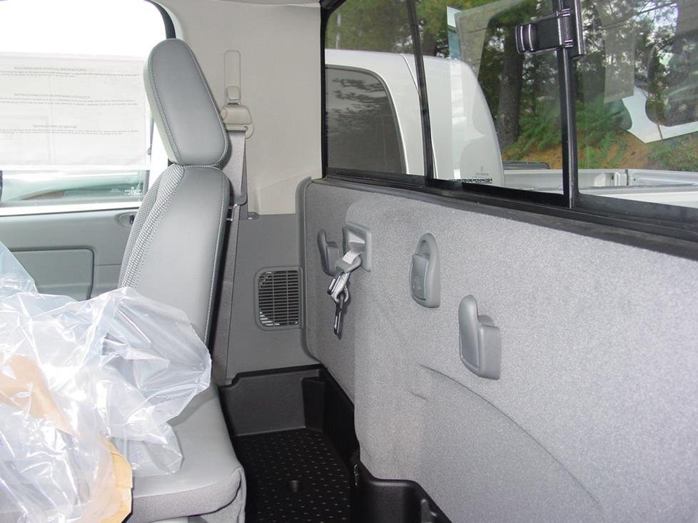 2006 2008 Dodge Ram Standard Cab Car Audio Profile