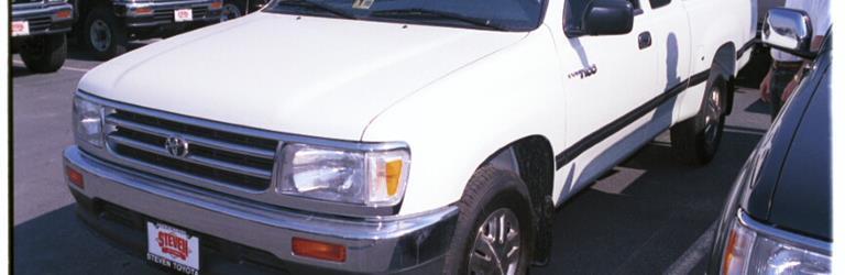 Toyota T100 Audio – Radio, Speaker, Subwoofer, Stereo 2005 toyota corolla stereo wiring diagram Crutchfield
