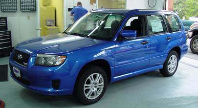 2003-2008 Subaru Forester