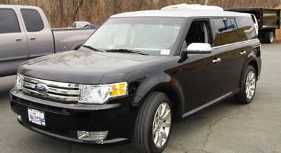 2009-2012 Ford Flex