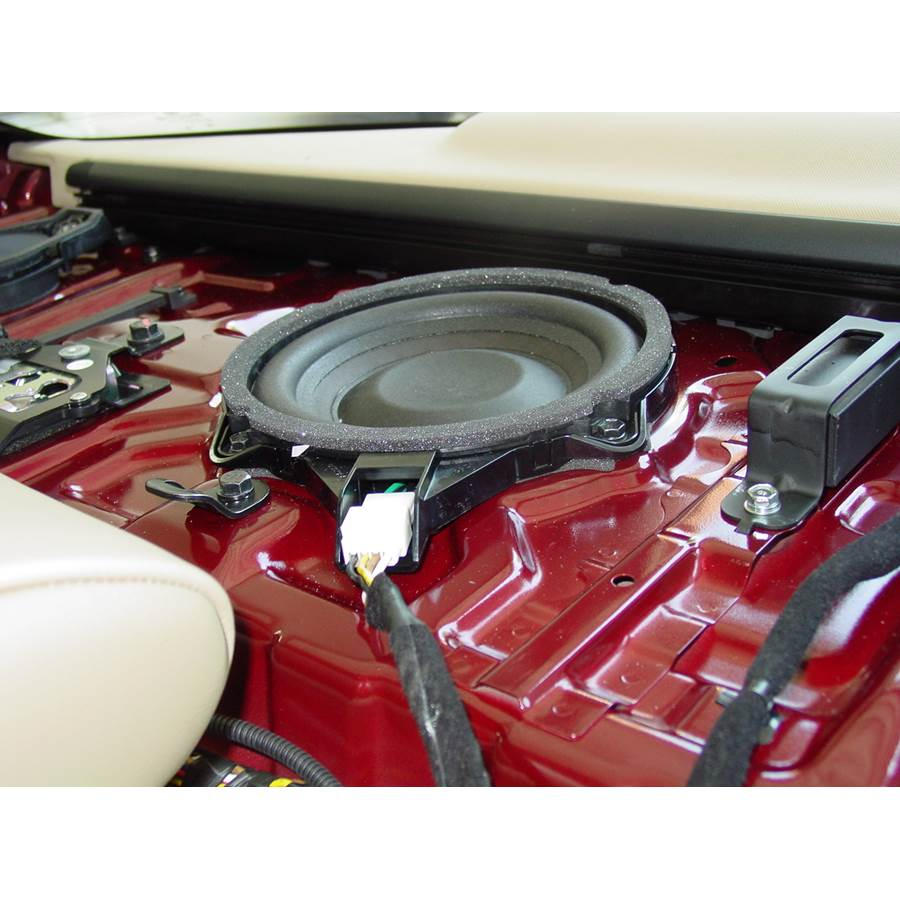 2012 Hyundai Genesis Rear deck center speaker