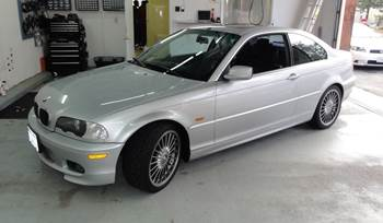 2000-2006 BMW 3 Series coupe