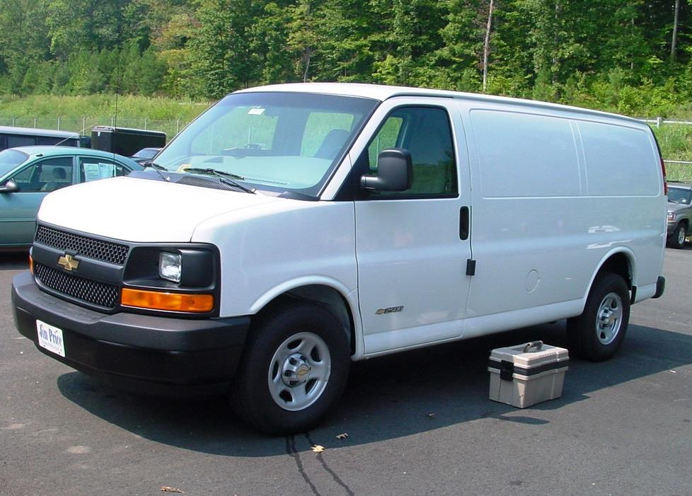 Chevy Express Van >> 2003-up Chevrolet Express and GMC Savana Car Audio Profile