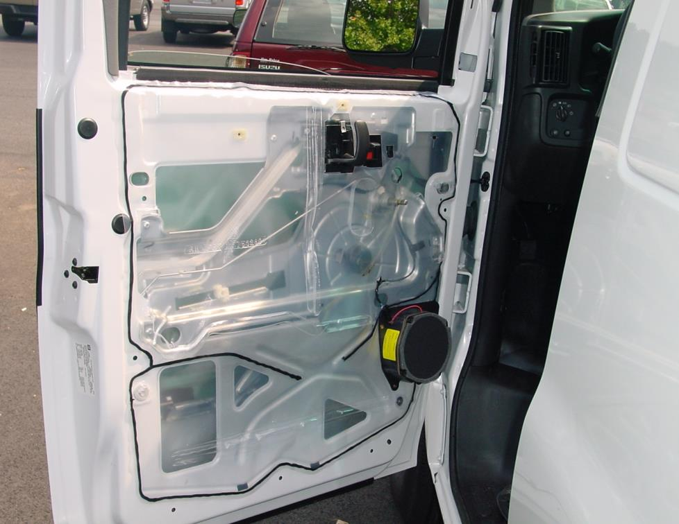 Upgrading The Stereo System In Your 2003 Up Chevrolet Express And Gmc Savana