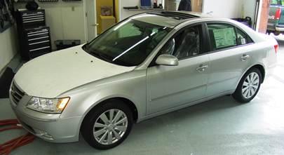 2006-2010 Hyundai Sonata