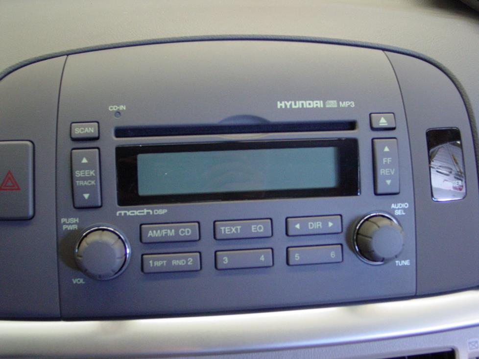 2006 2010 Hyundai Sonata Car Audio Profile