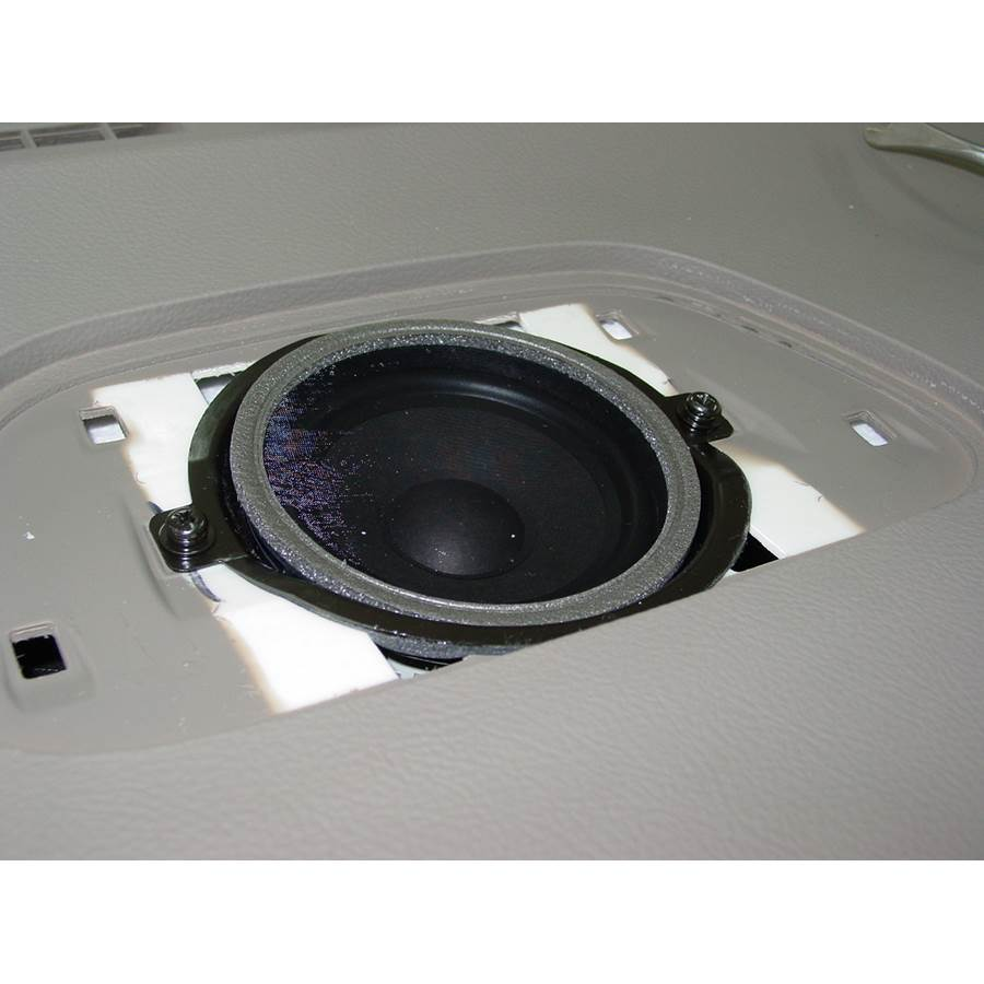 2011 Hyundai Azera Center dash speaker