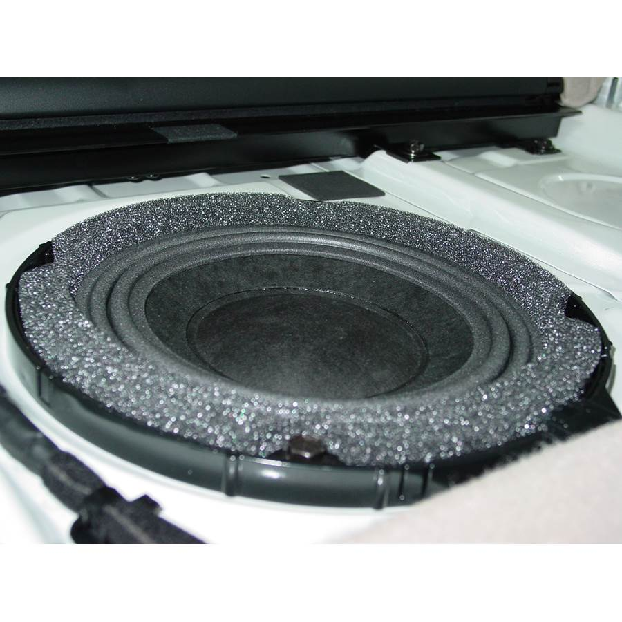 2011 Hyundai Azera Rear deck center speaker