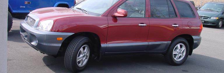 2004 hyundai santa fe find speakers stereos and dash kits that fit your car 2004 hyundai santa fe find speakers
