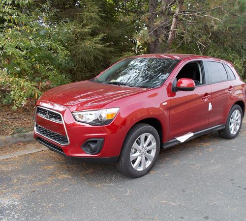 2016 Mitsubishi Outlander Sport - find speakers, stereos, and dash