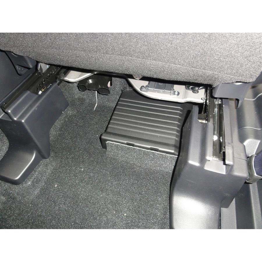 2015 Mitsubishi Outlander Sport Factory amplifier