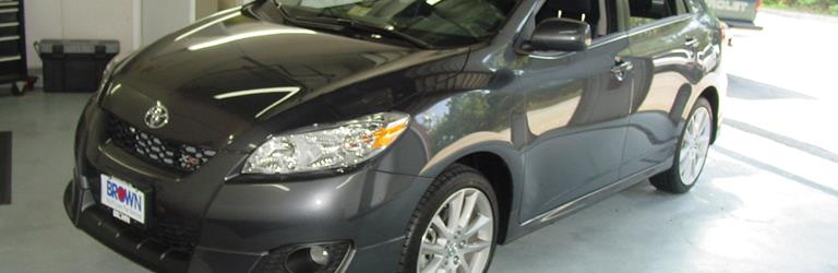 2011 Toyota Matrix Find Speakers Stereos And Dash Kits That Fit